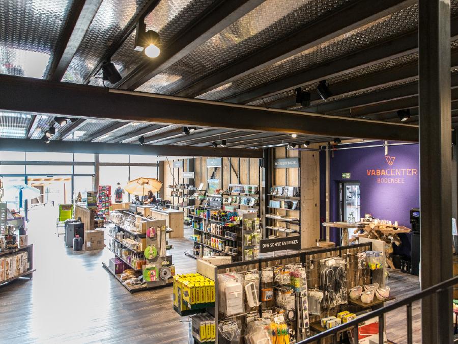 Shop, Vaba Center Bodensee